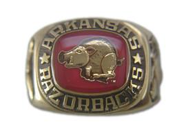 University of Arkansas Ring by Balfour - $2.286,89 MXN