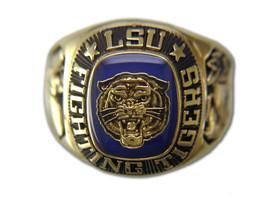 LSU Ring by Balfour - $2.286,89 MXN