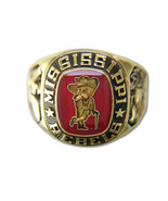 University of Mississippi Ring by Balfour - $119.00