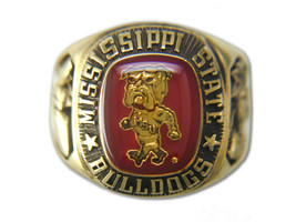 Mississippi State University Ring by Balfour - $2.286,89 MXN