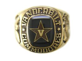 Vanderbilt University Ring by Balfour - $2.286,89 MXN
