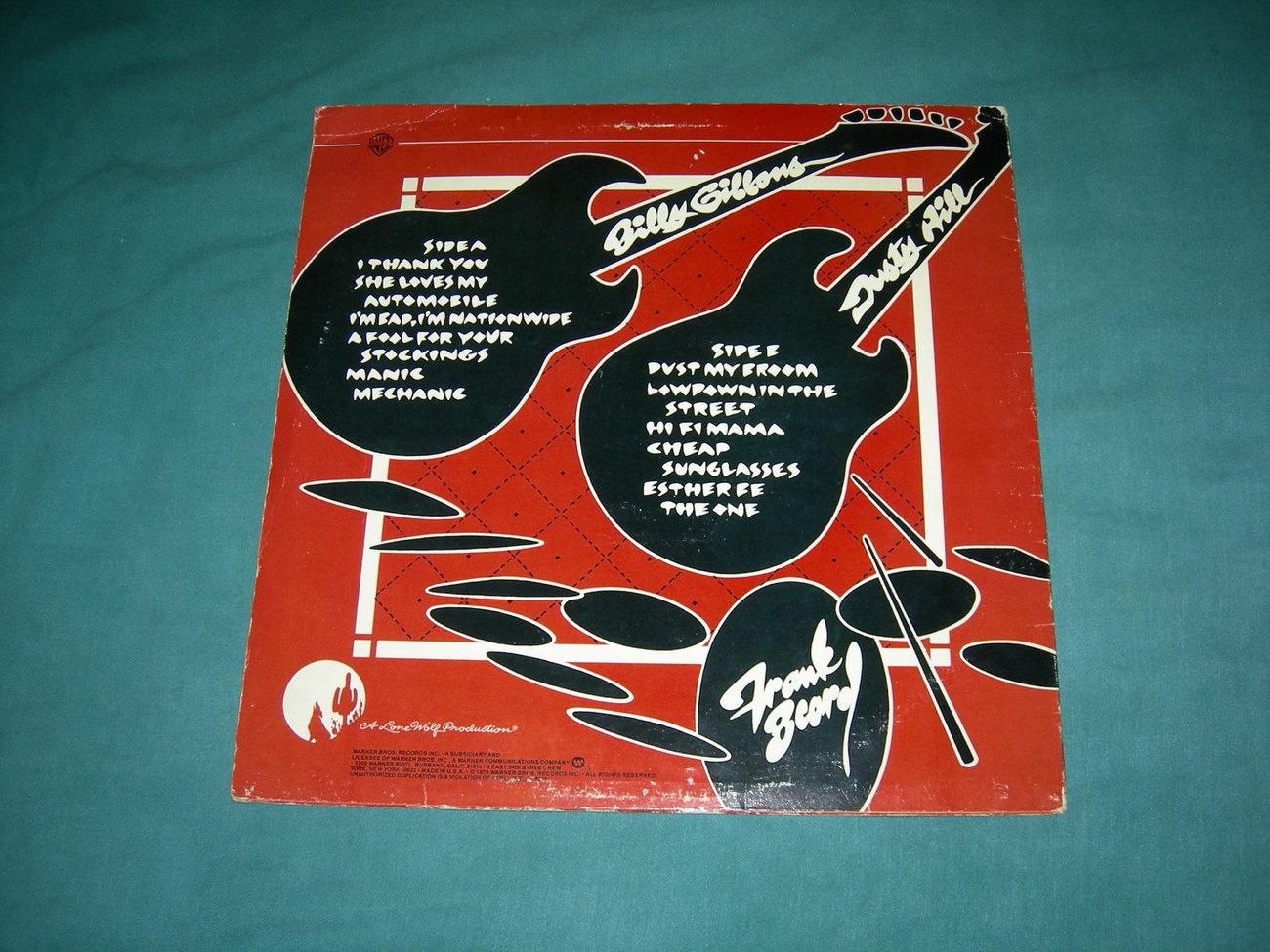 ZZ Top - Deguello - LP - 1979
