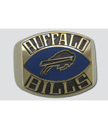 Buffalo Bills  Contemporary Style Ring by Balfour - €106,83 EUR