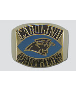 Carolina Panthers  Contemporary Style Ring by Balfour - €106,83 EUR