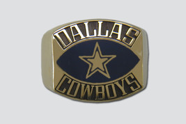 Dallas Cowboys Contemporary Style Ring by Balfour - $1.863,70 MXN