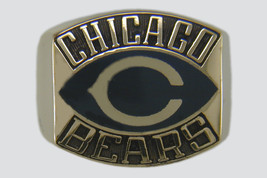 Chicago Bears  Contemporary Style Ring by Balfour - $2.240,20 MXN