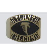Atlanta Falcons  Contemporary Style Ring by Balfour - €106,83 EUR