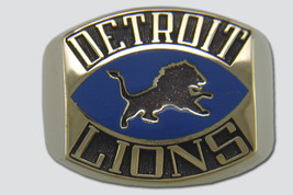 Detroit Lions Contemporary Style Ring by Balfour - $2.240,20 MXN