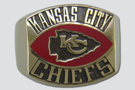 Kansas City Chiefs Contemporary Style Ring by Balfour - $119.00