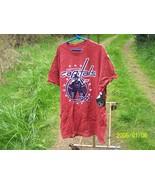 NHL Washington Capitals S CH P Fruit of the Loom shirt - $5.00