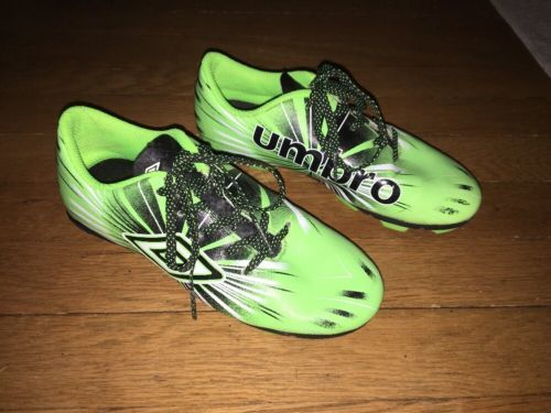 3ed576ce5 Umbro Green Soccer Cleats - Green - Black and 50 similar items. 12