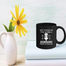 Singer Mugs - singer ideas Coffee Mug - $15.95