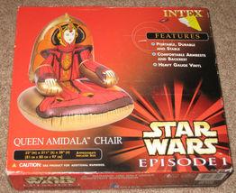 Queen Amidala Inflatable Junior Chair - $40.00