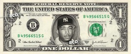 JA RULE on REAL Dollar Bill Collectible Celebrity Cash Money Gift  - $4.44