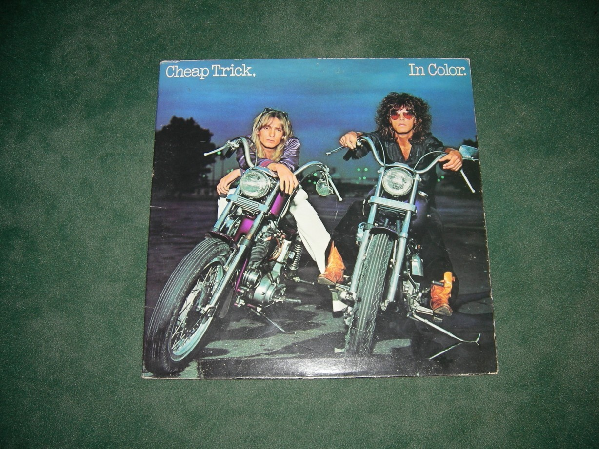 Cheap Trick - In Color - 1977