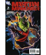 MARTIAN MANHUNTER #7 (2006 Series) NM! - $1.00