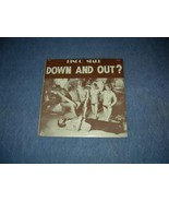 Ringo Starr - Down and Out - Nude Cover - Factory Sealed - 1980 - $70.00