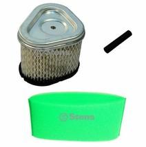 Pre-Filter Air Filter Combo CV11-CV16 CV460-CV493; for 11 thru 16 HP - $14.51