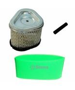 Pre-Filter Air Filter Combo CV11-CV16 CV460-CV493; for 11 thru 16 HP - $14.81