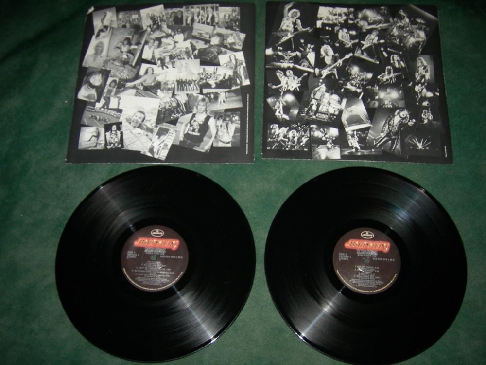 Scorpions - World Wide Live - 2LP - 1985
