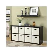 Furniture Dresser Organizer Room Cube Cabinet Storage Shelf 8 Laundry Dish Home - $175.13