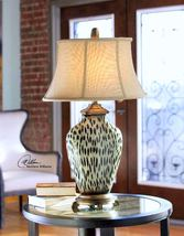 Uttermost Malawi Cheetah Print Decorative Table Lamp  - $299.99