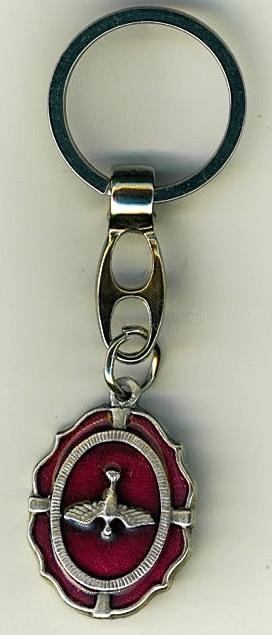 Key ring   holy spirit 105.0205 001