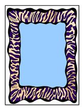 Animal Frame021276-Digital Download-ClipArt-ArtClip-Digital  - $4.00