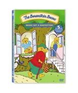 DVD Movie Bears Get A Babysitter ~ The Berenstain Bears ~ Adventures ~ A... - $6.89
