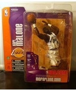 "Sports Fan Basketball Mem NBA KARL MALONE Action Figure Series 6 ~ 6"" Ut... - $48.37"