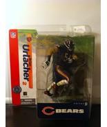 "Sports Action Figure BRIAN URLACHER LB #54 2004 Series 9 NFL 6"" Chicago ... - $31.92"