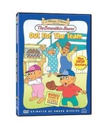 DVD Movie Out For The Team ~ The Berenstain Bears ~ Bonus Episode George... - $6.89