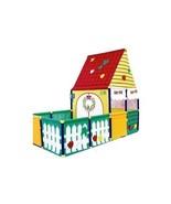 Kids House Tent - Double Entrance W/ Backyard Girls Play Outside Fun ~Sh... - $150.87