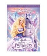 DVD Movie Barbie Magic Pegasus ~ Special Features ~ Widescreen ~ Girls Kids - $6.89