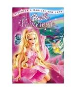 DVD Movie Childrens Animated Barbie Fairytopia Girls ~ Kids Entertainment - $6.89
