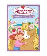 DVD Movie Kids Strawberry Shortcake - Adventures on Ice Cream Island  (2... - $6.89
