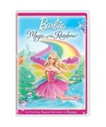 DVD Movie Animated Barbie Fairytopia: Magic of the Rainbow ~ Kids Entert... - $6.89