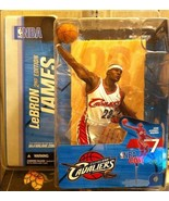 Sports Action Figure Lebron James Cleveland Cavaliers Fans ~  Basketball... - $29.02