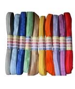 "Crafts Fabric Easter Pantone Elastic Fold Over Set ~ 10 ea 5/8"" Colors 1... - $82.14"