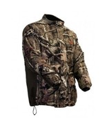 Men's Sports Jacket Heated Hooded Parka  ~ Camouflage ~ XL Adjustable He... - $343.41