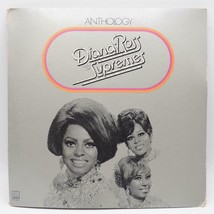 Vintage Diana Ross & The Supremes Anthology Vinyle 3- Record LP - $39.86