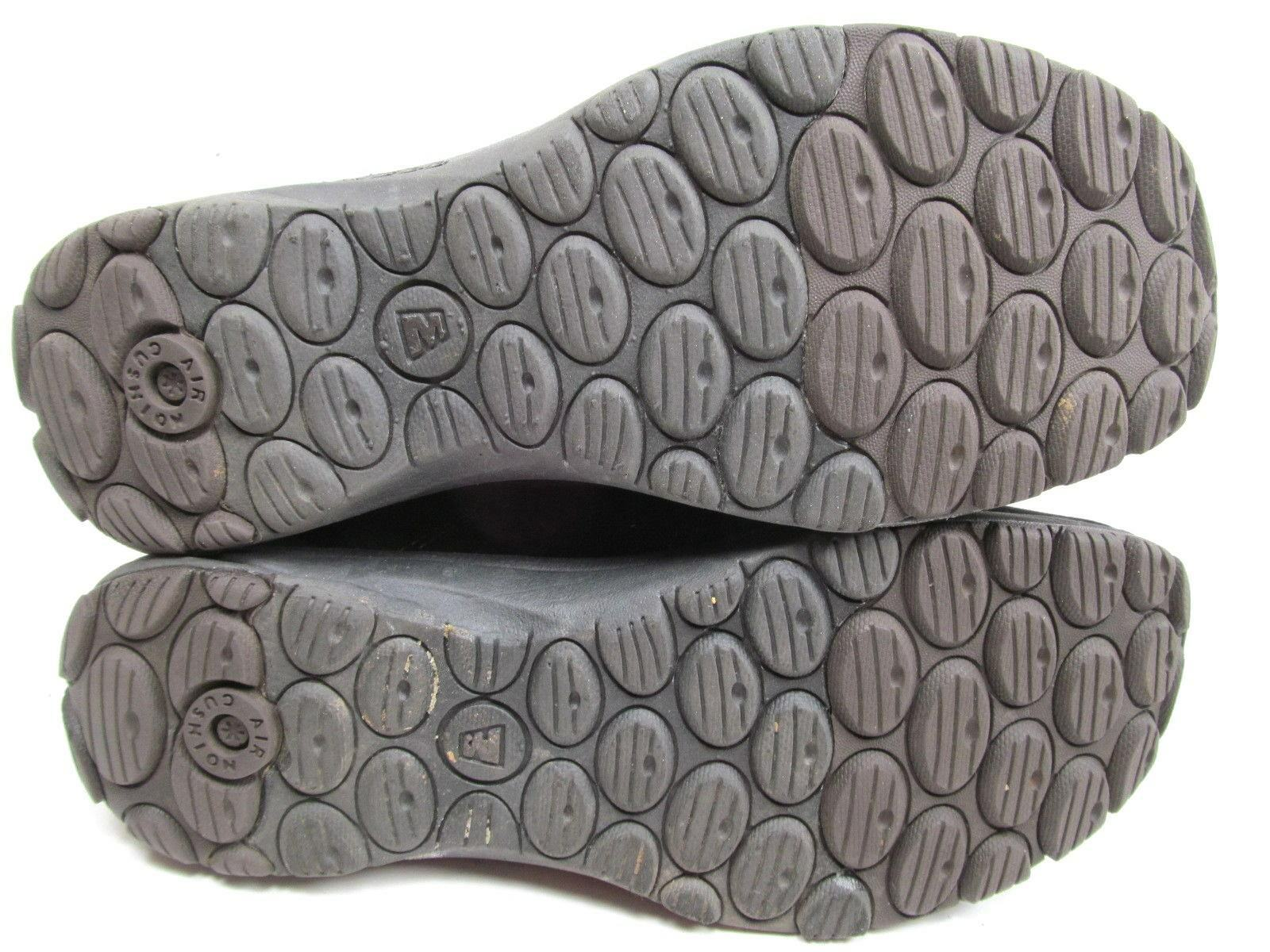MERRELL Performance Women's Black Suede & Faux Fur Walking Shoes 9 M image 8