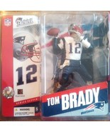 Tom Brady #12 New England Patriots White Jersey Chase Variant Alternate ... - $47.47