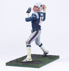 McFarlane Toys NFL Sports Picks Series 11 Action Figure Tom Brady (New Englan...