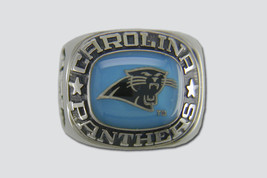 Carolina Panthers Ring by Balfour - $2.240,20 MXN