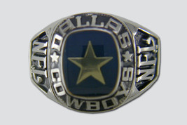 Dallas Cowboys Ring by Balfour - $2.804,96 MXN