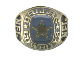 Dallas Cowboys Ring by Balfour - $1.863,70 MXN