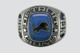 Detroit Lions Ring by Balfour - $2.240,20 MXN