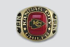 Kansas City Chiefs Ring by Balfour - $2.240,20 MXN