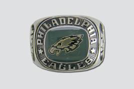Philadelphia Eagles Ring by Balfour - $2.405,60 MXN